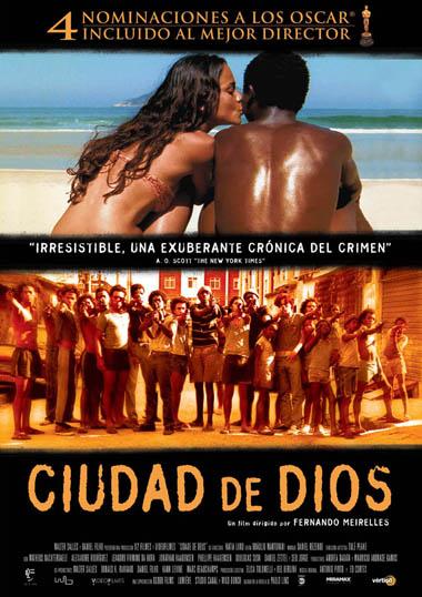 Poster de Ciudad de Dios