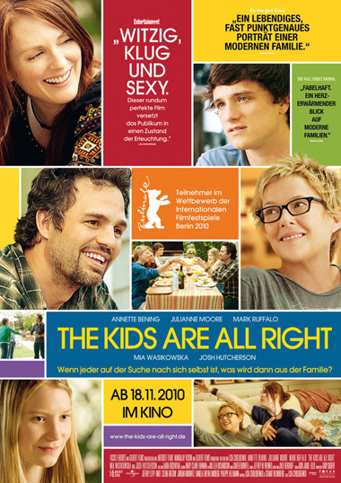 Poster de The Kids Are All Right