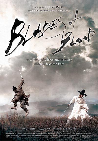 Poster de Blades of Blood