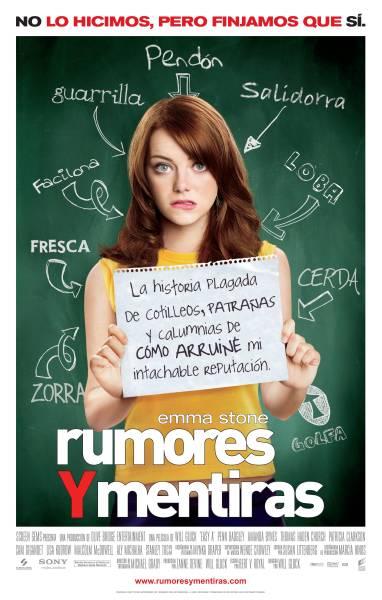 Pelicula Rumores y mentiras