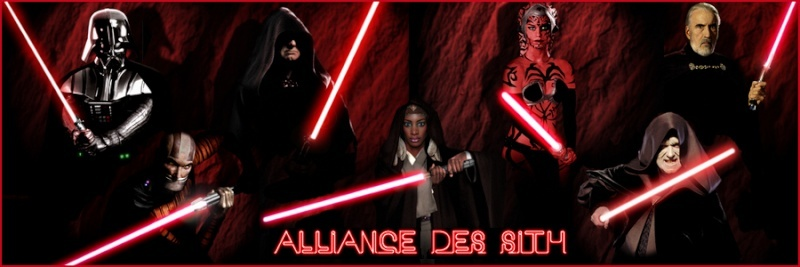 sith and darkness Index du Forum