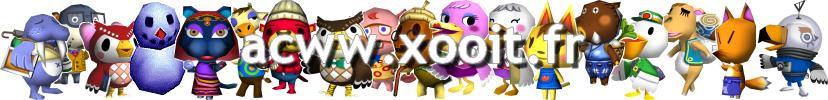 Animal Crossing sur DS : LE forum Index du Forum