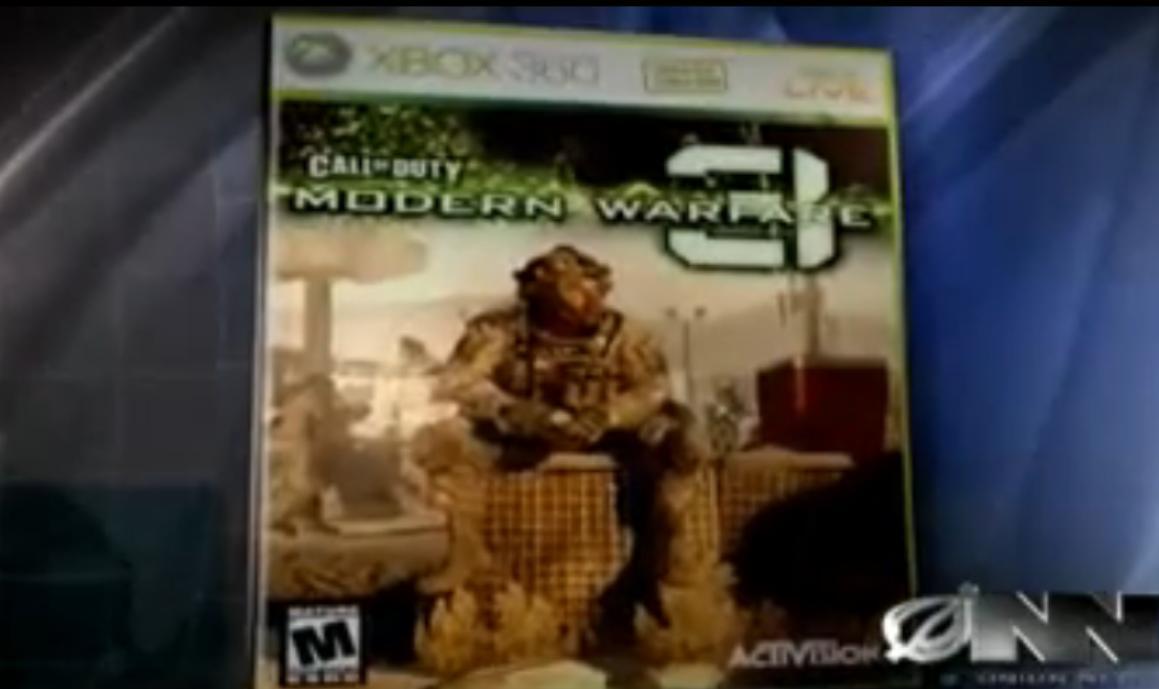 Primeras imagenes del Modern Warfare 3