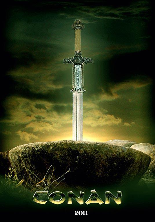 Poster de Conan 2011