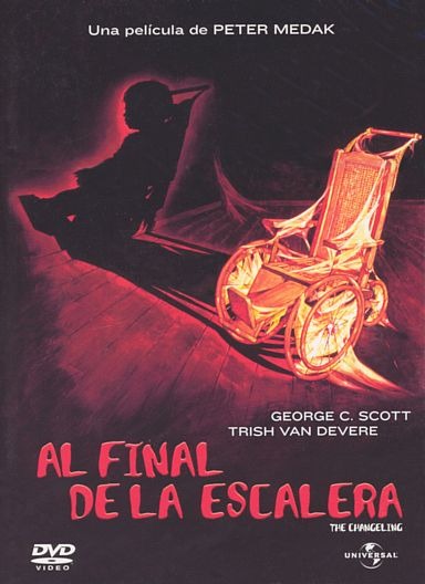 Poster de Al final de la escalera