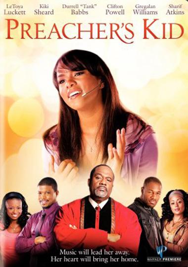Poster de La hija del predicador