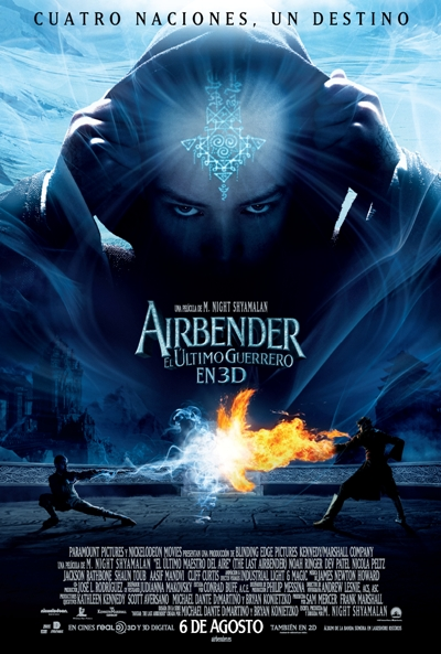 Airbender: El último guerrero (The Last Airbender)