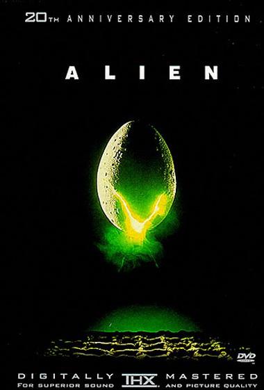 Poster de Alien, El octavo pasajero