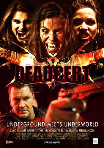 Poster de Dead Cert