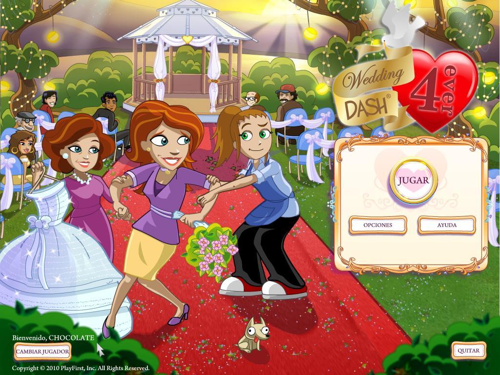 Juegulus: Wedding Dash 4 Ever
