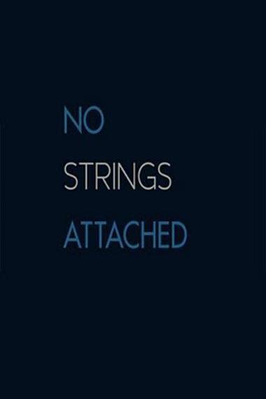 Poster de No strings (Sin ataduras)