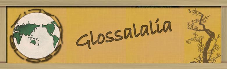 Glossalalia Index du Forum