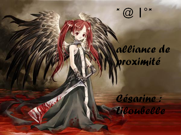 * @ |° * - alliance de proximité Index du Forum