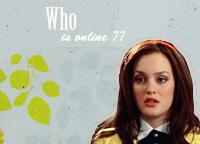 Qui est en ligne ?