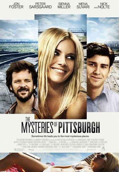 Poster de Misterios de Pittsburgh