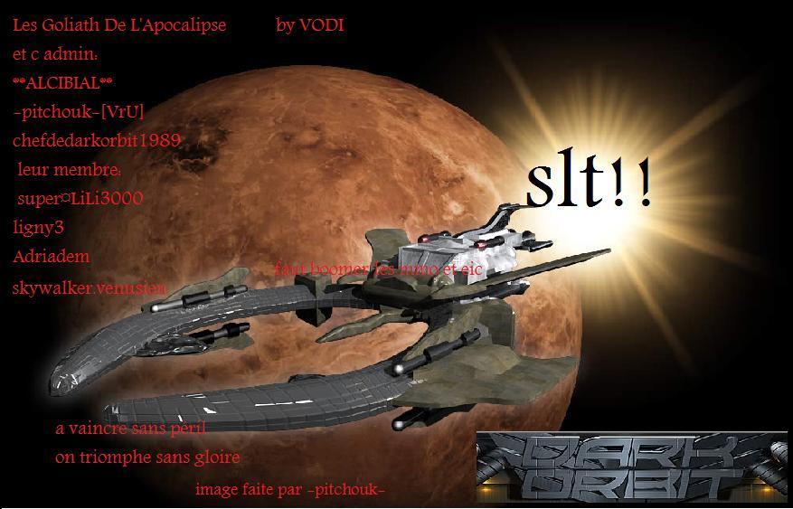 Goliath de l'Apocalypse Vru Index du Forum