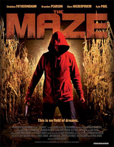 Poster de The Maze