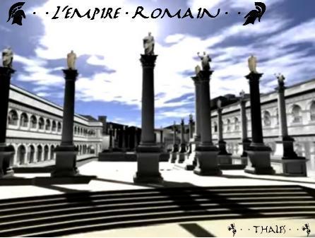 Le forum de L'Empire Romain Index du Forum