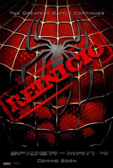Poster de Spiderman: Reboot