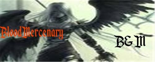 Blood Mercenary Index du Forum