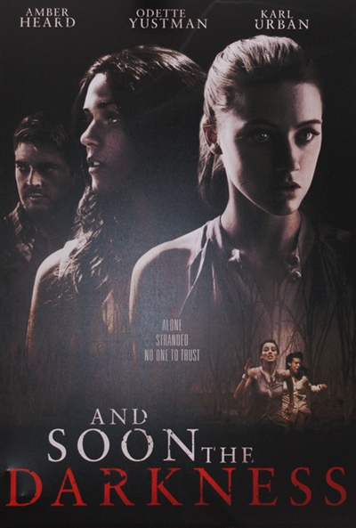 Poster de And Soon the Darkness