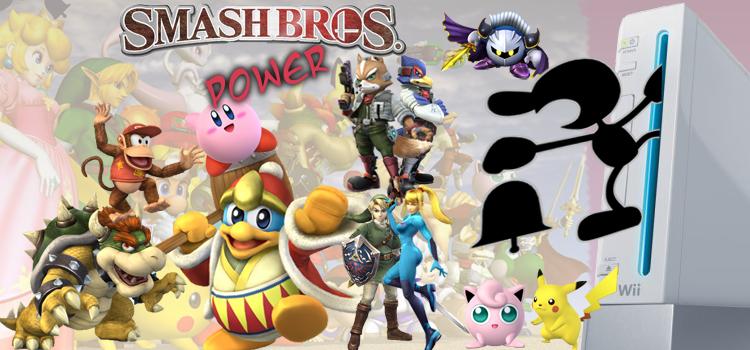 Smash Bros. Power Index du Forum