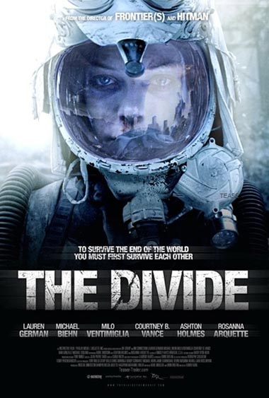 Poster de The Divide (The Fallout)
