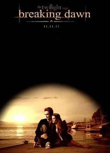Poster de Saga Crepusculo: Amanecer