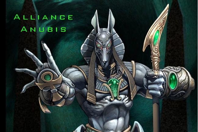 Alliance Anubis Index du Forum
