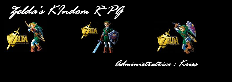Zelda's Kindom RPG Index du Forum