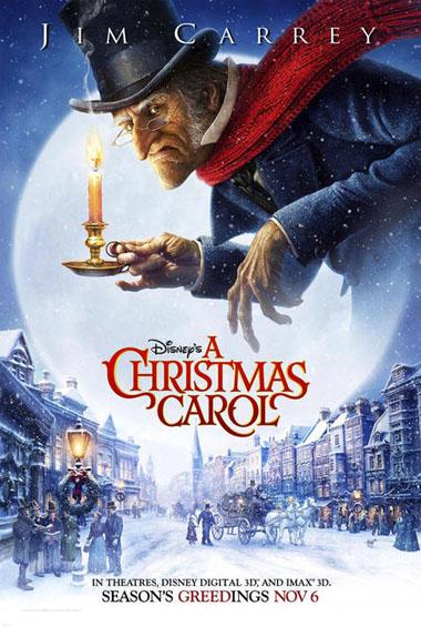 Poster de A Christmas Carol