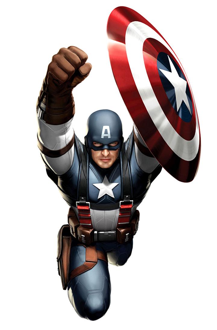 En estreno: Capitán América