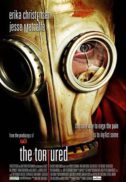 Poster de The tortured