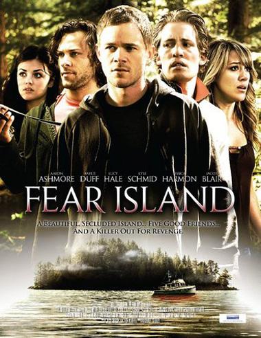 Poster de Fear Island