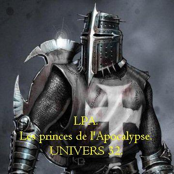 Les princes de Apocalypse. Index du Forum