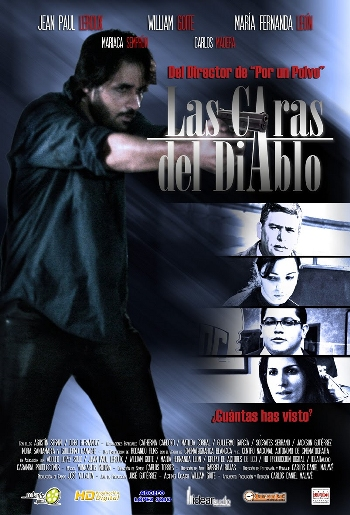 Poster de Las Caras Del Diablo